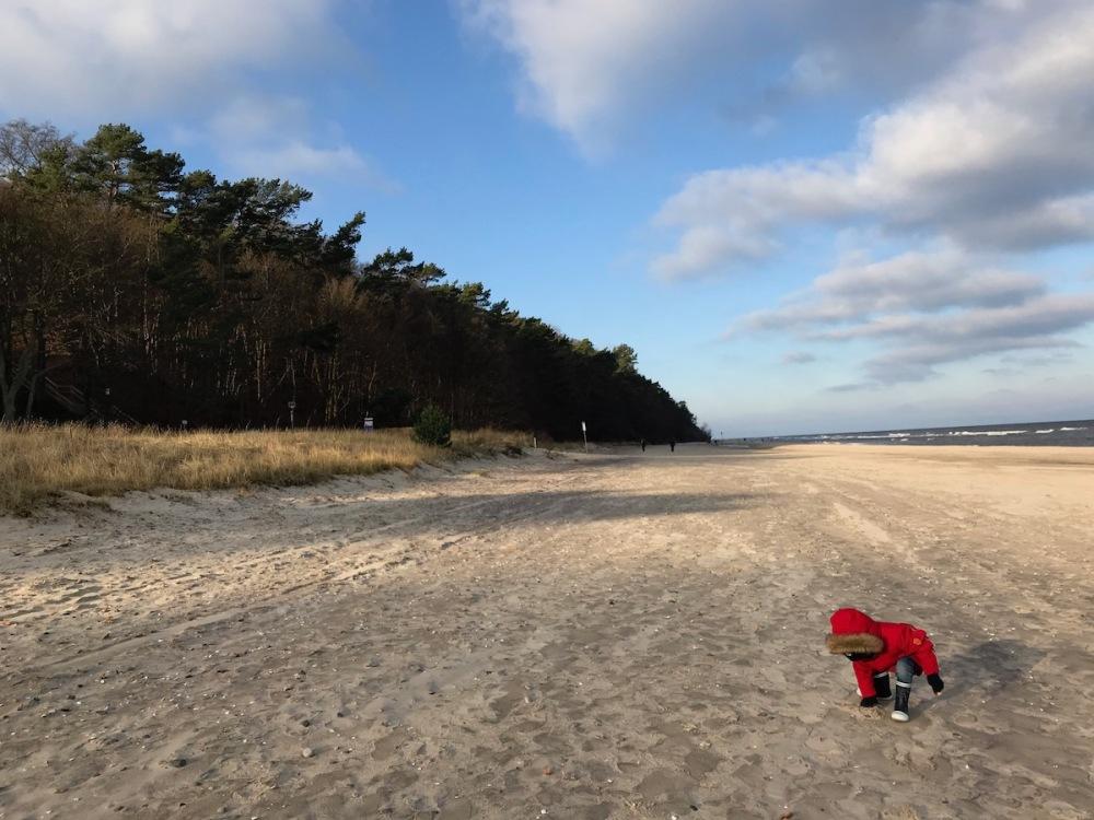 Ostsee Urlaub mit Kindern BineLovesLife