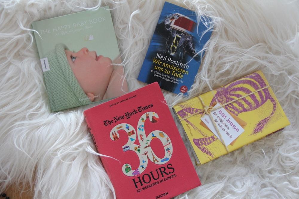 Lieblingsbücher im Februar BineLovesLife