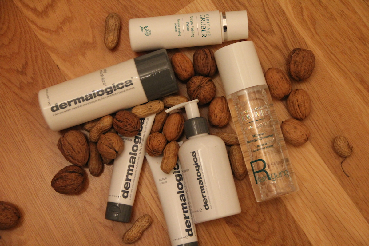 New in Gertraud Gruber Dermalogica
