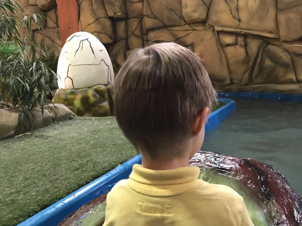 Dinosaurier Ausflug FamilyFriday BineLovesLife