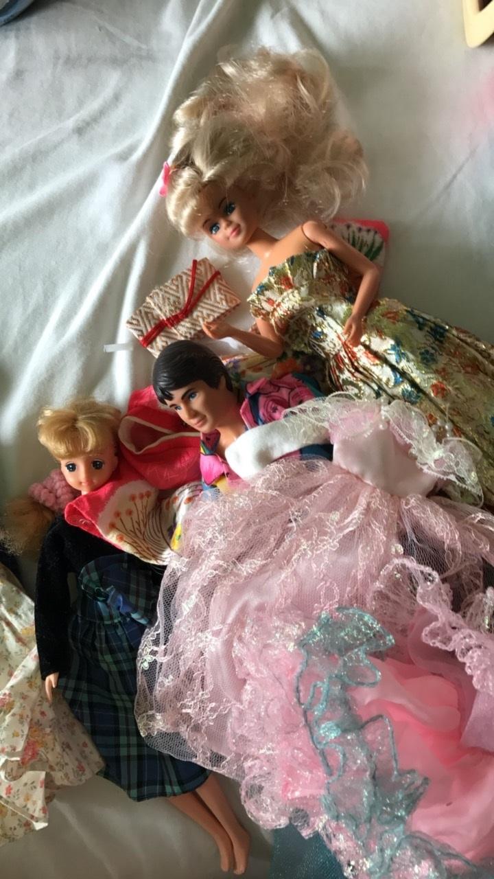Jungs lieben Puppen BineLovesLife