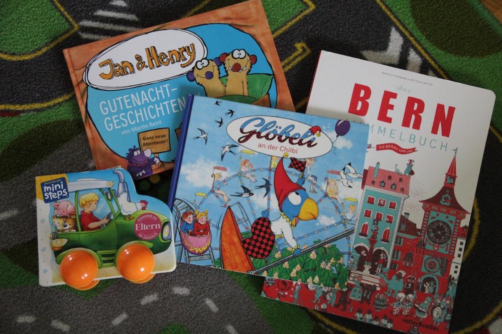 Lieblingskinderbücher März BineLovesLife