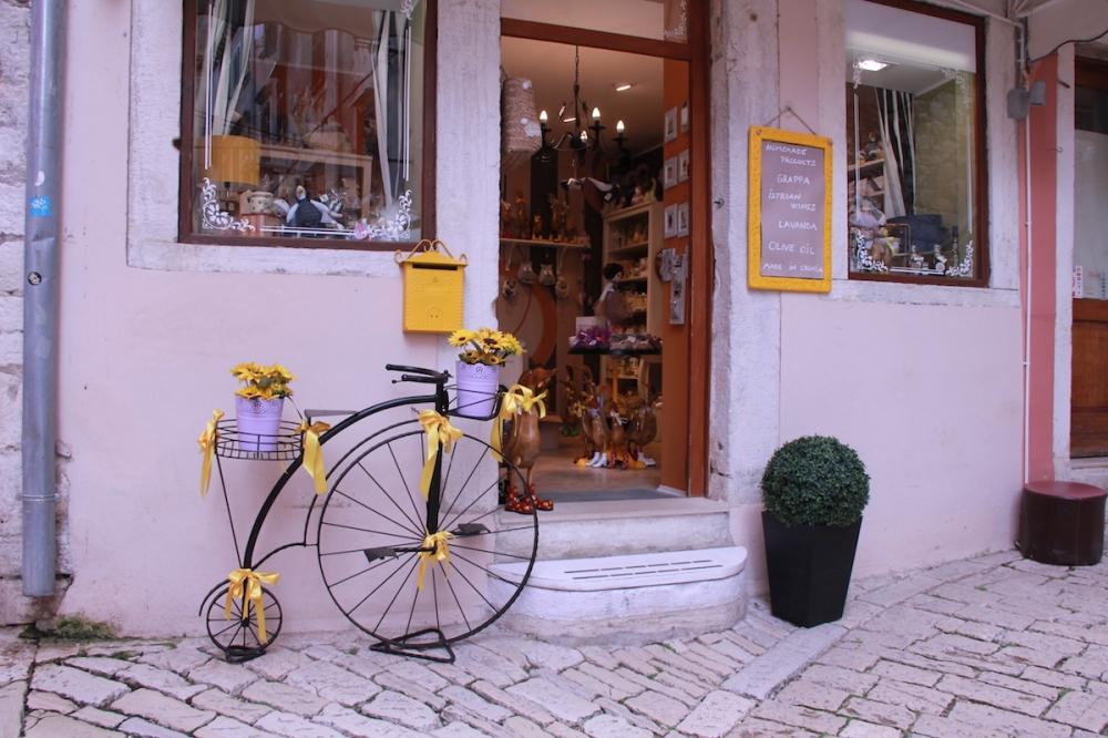 Altstadt Rovinj Familienurlaub Kroatien TravelTuesday BineLovesLife