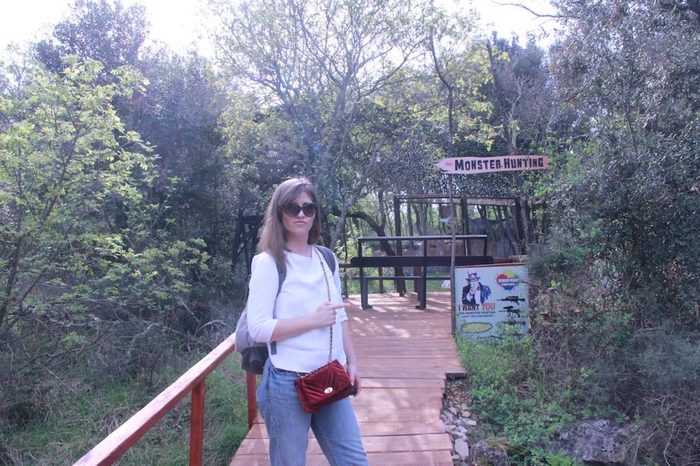 DinoPark Familienurlaub Kroatien BineLovesLife
