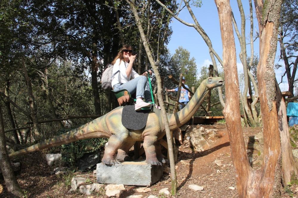 Dinopark Kroatien BineLovesLife