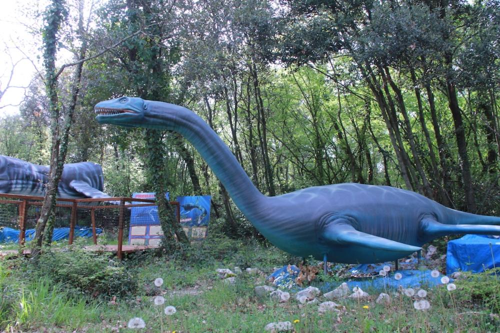 Dinosaurier Familienurlaub Kroatien BineLovesLife