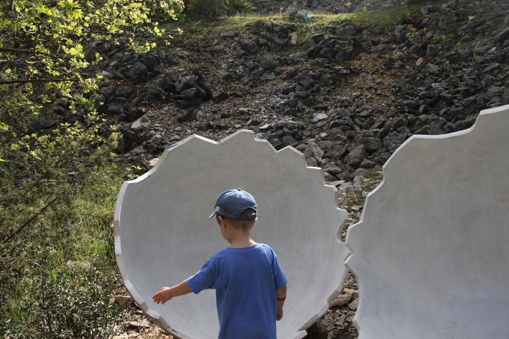 Dinosaurier Park Familienurlaub Kroatien BineLovesLife