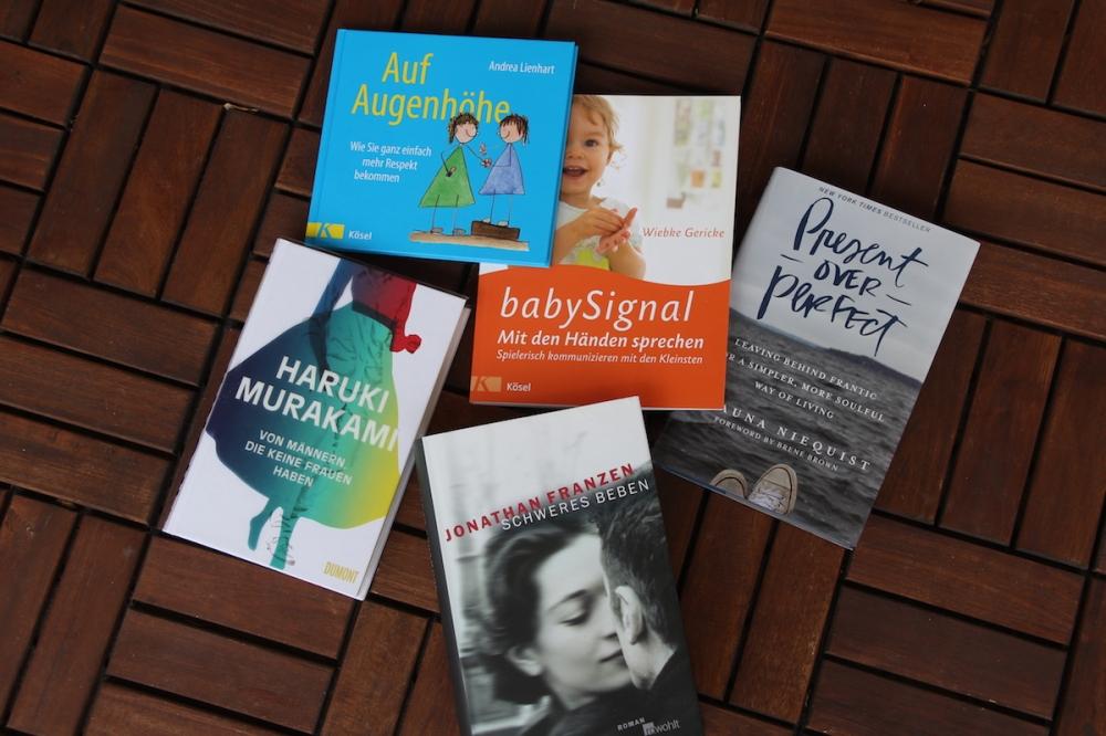 Bücher für mich im Mai BineLovesLife.JPG