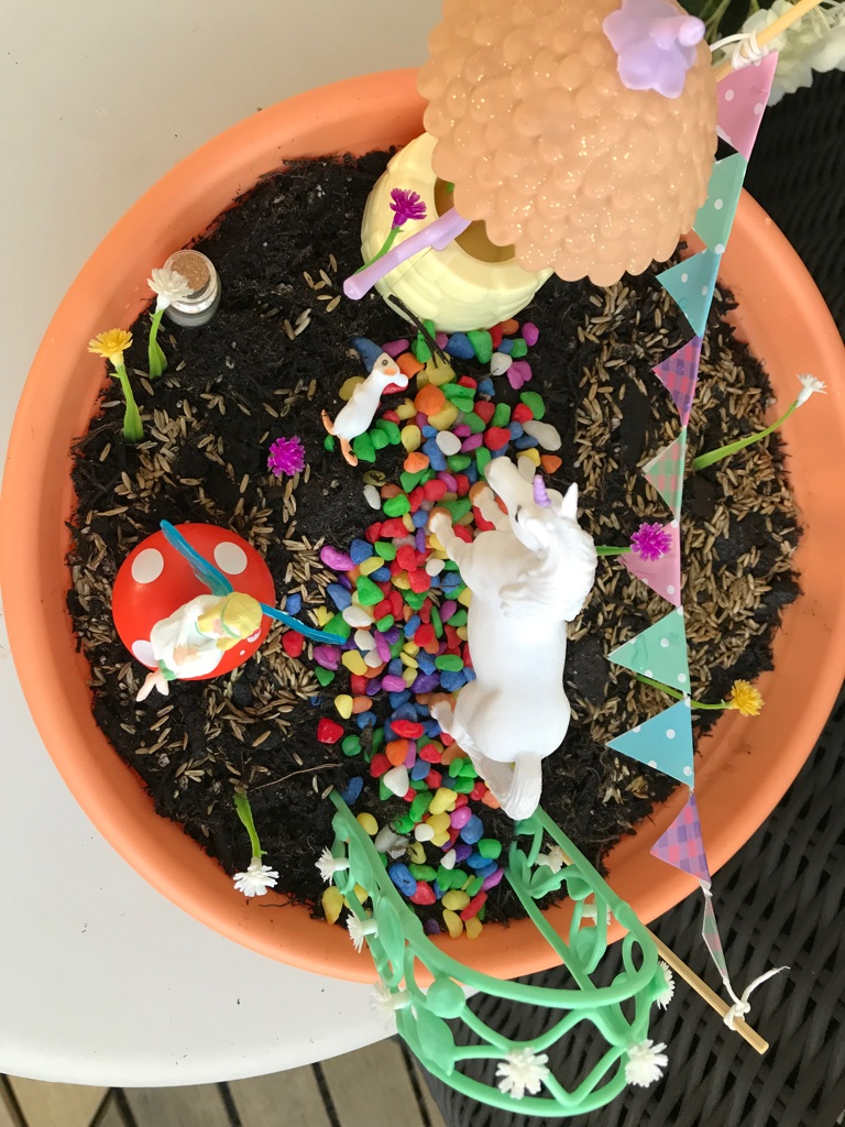 My Fairy Garden FamilyFriday BineLovesLife