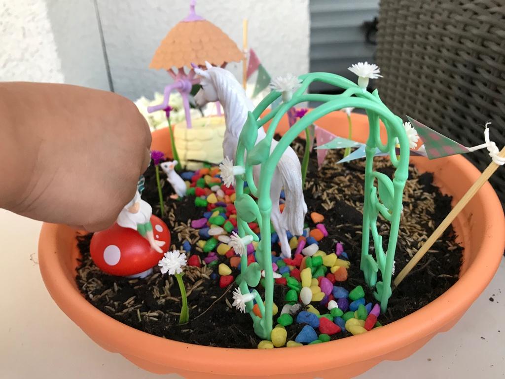 My Fairy Garden Gärtnern für Kinder BineLovesLife