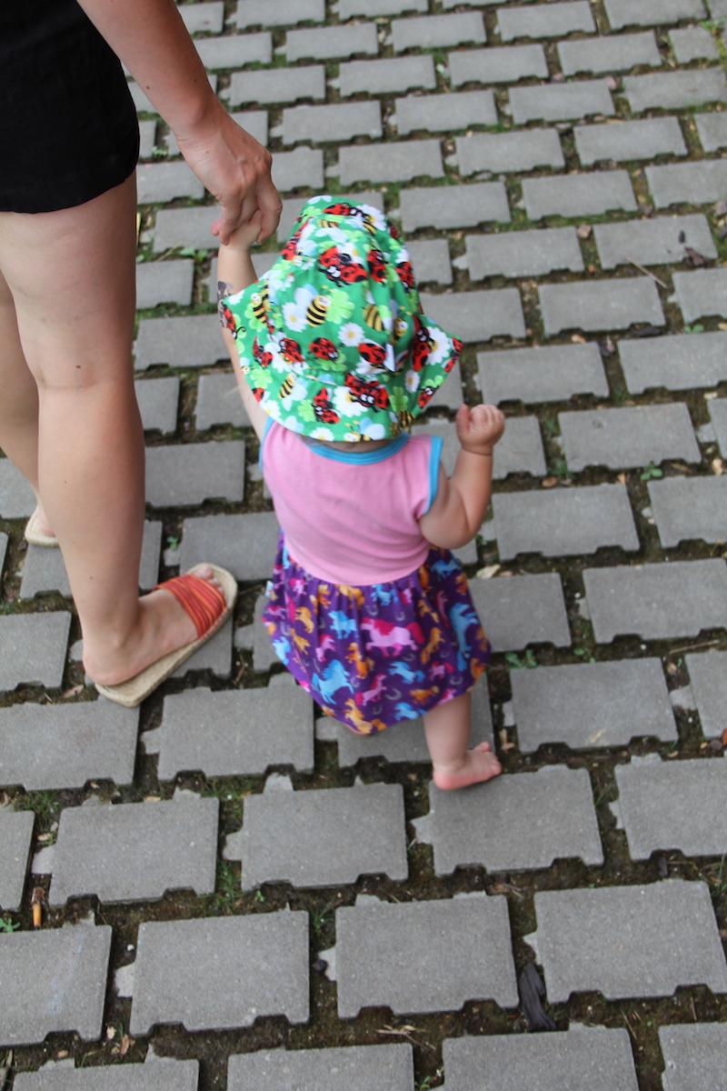 Trags Bunt Baby Babauba Erfahrung BineLovesLife