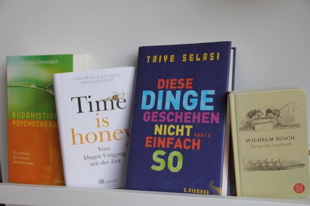 Bücher für mich im Juli BineLovesLife