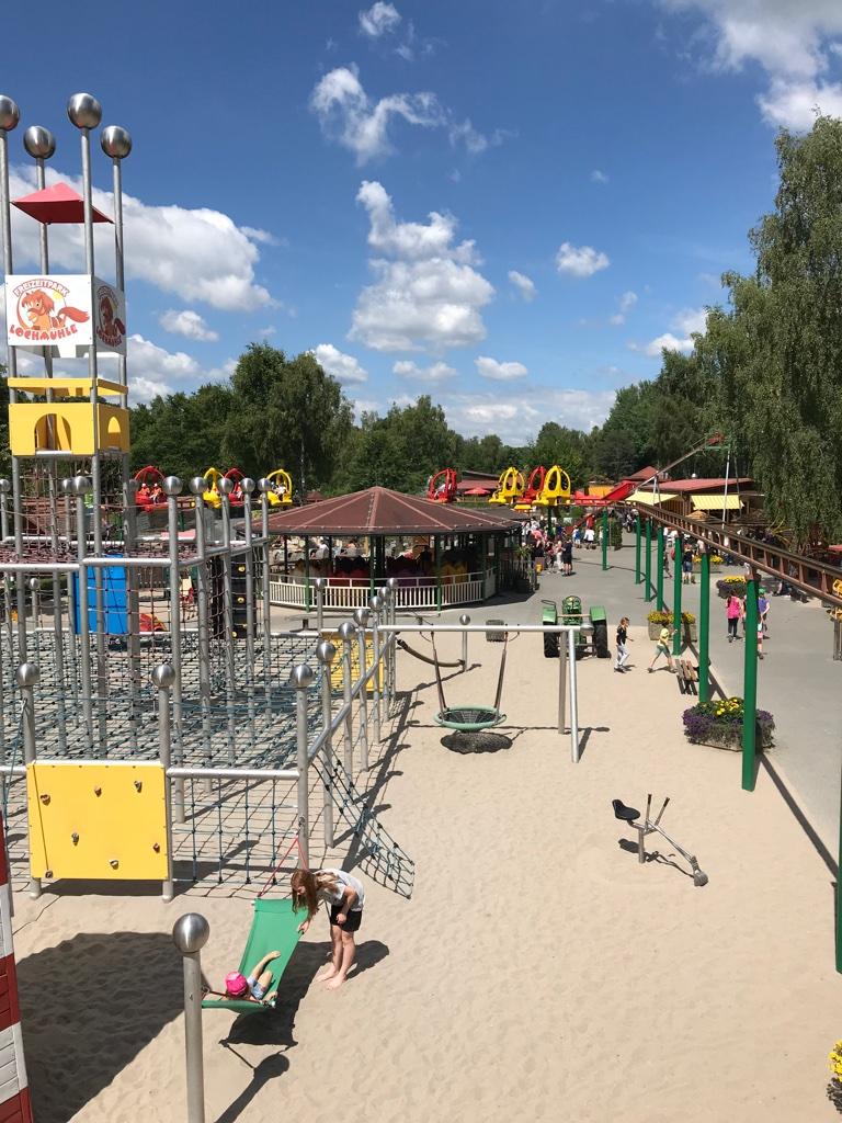 Freizeitpark Lochmühle Spielplatz BineLovesLife
