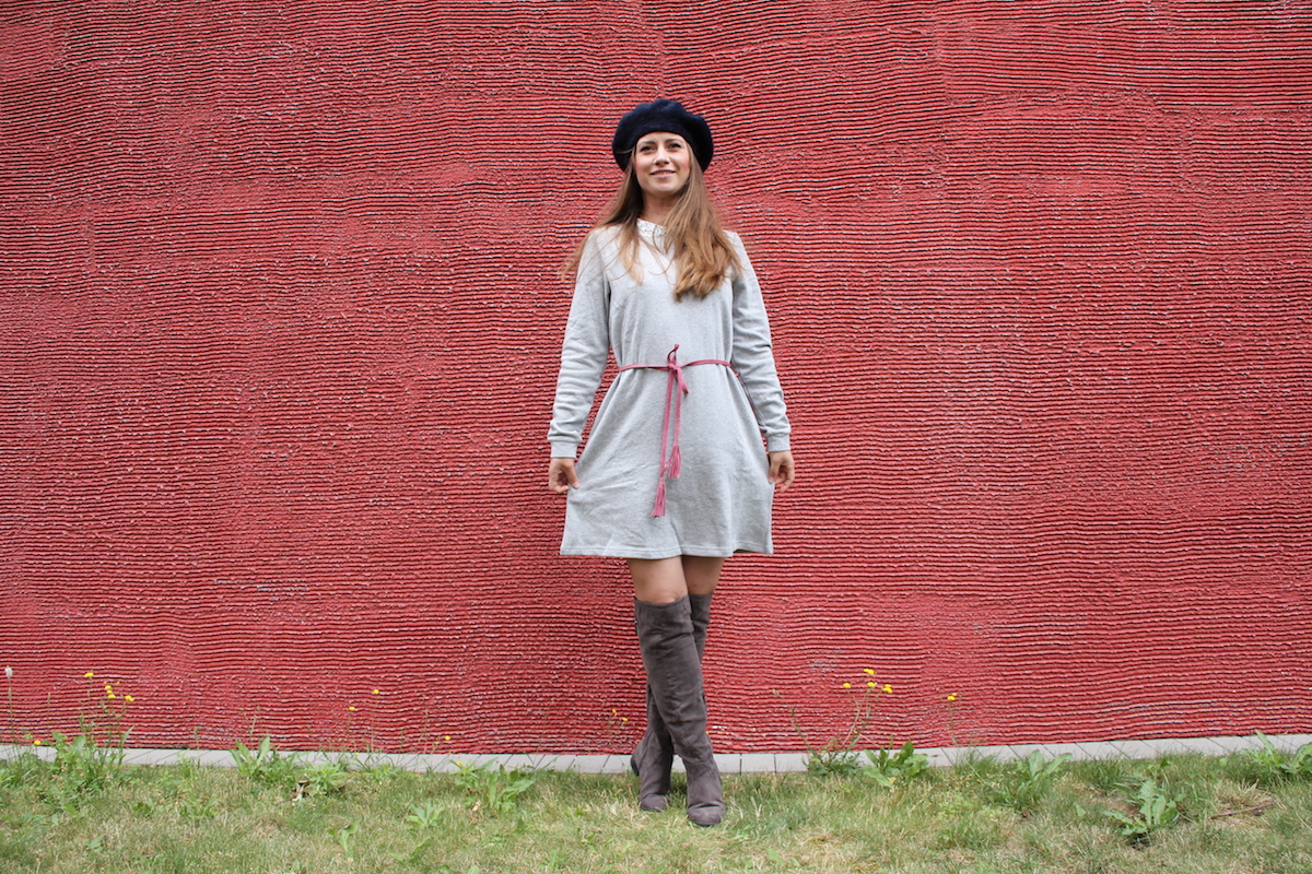 MamaStyleGuide Paris Kleid BineLovesLife