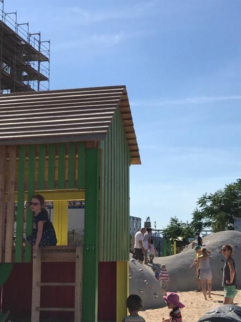 Hafen Spielplatz BineLovesLife