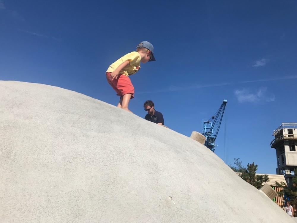 Hafen Spielplatz FamilyFriday BineLovesLife