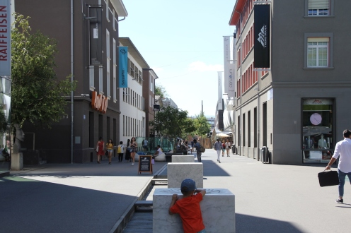 Lausanne Flon BineLovesLife
