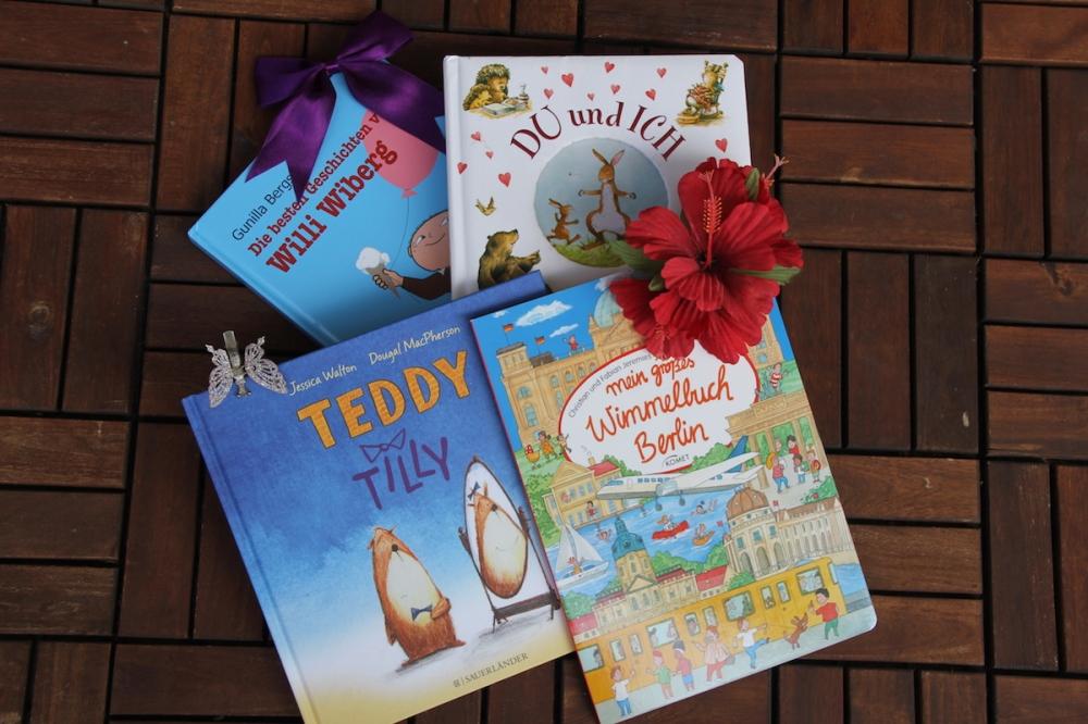 Lieblingsbücher im August BineLovesLife