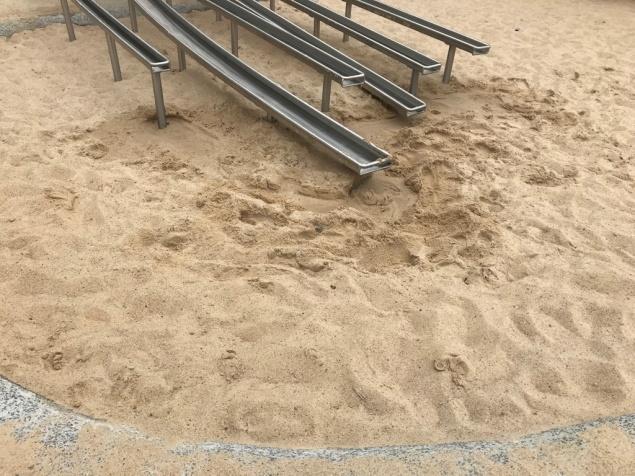 Spielplatz Hafen Wasser BineLovesLife