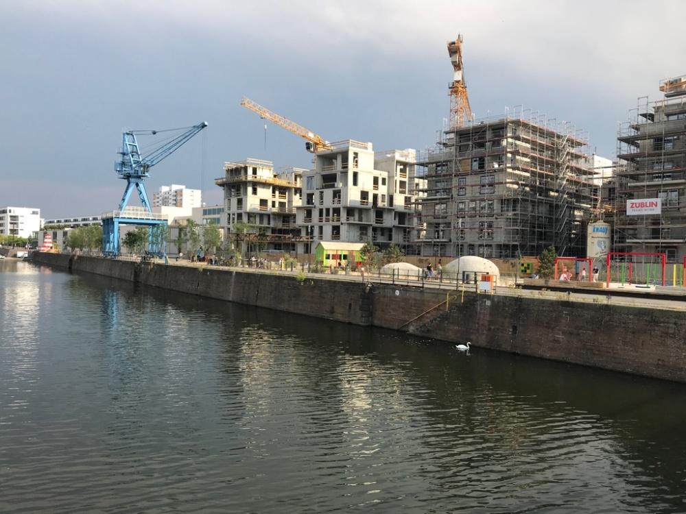 Spielplatz Hafenquartier BineLovesLife