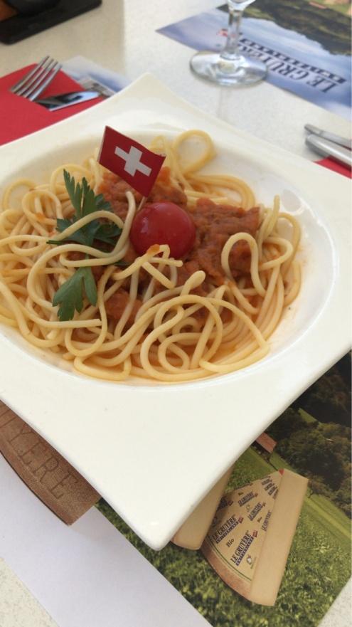 Swiss Lunch BineLovesLife