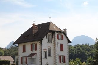 Von Lausanne bis Broc BineLovesLife