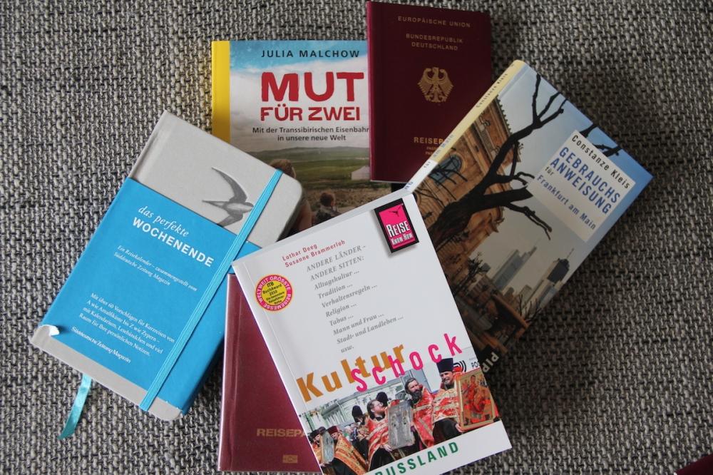 Bücher für mich im September BineLovesLife