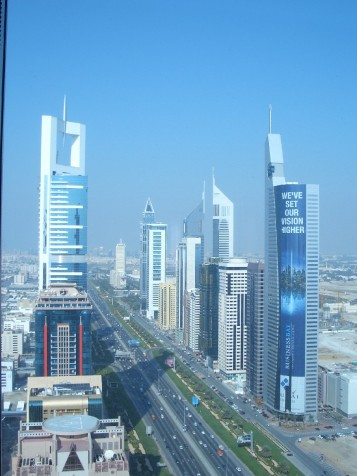 Dubai Urlaub 2005 SabinesSaturday BineLovesLife
