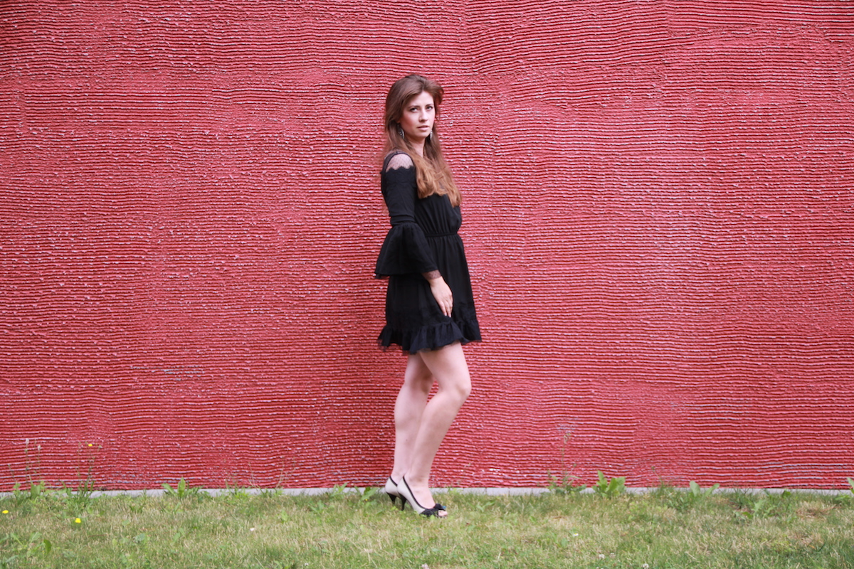 MamaStyleGuide Little Black Dress BineLovesLife