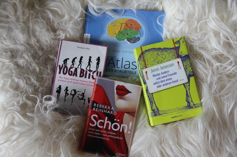Bücher für mich im Oktober BineLovesLife