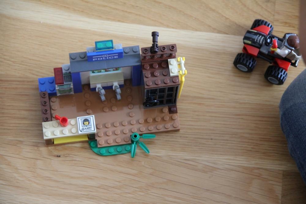 Reisen mit Kindern LEGO BineLovesLife