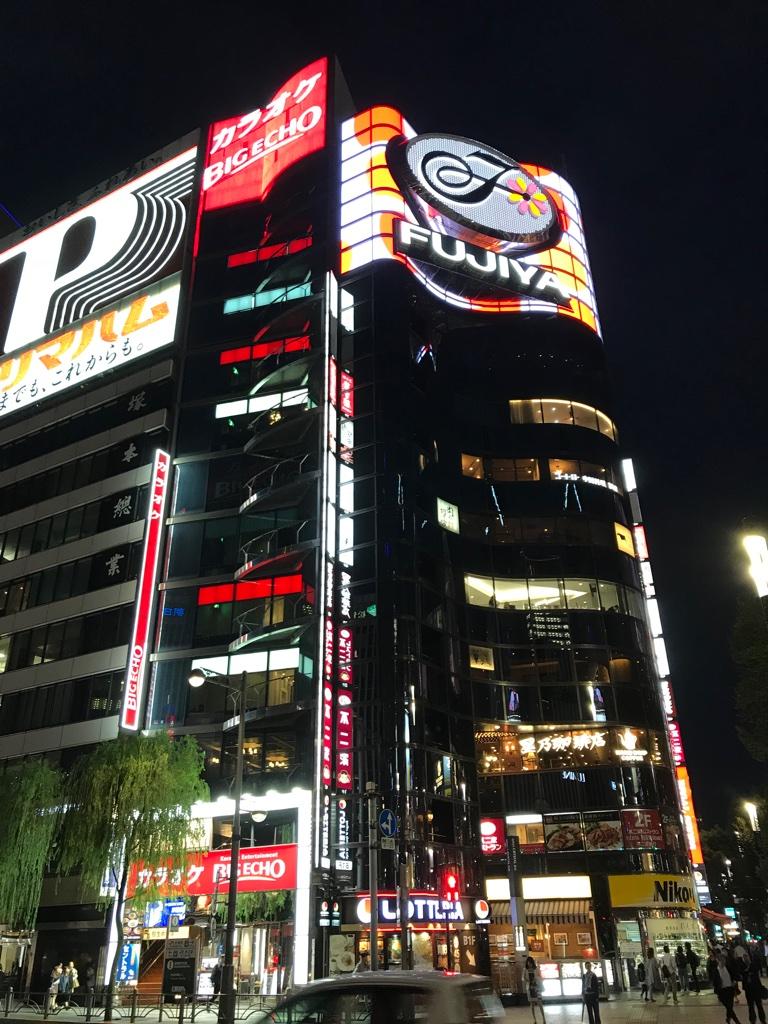 Ankunft Tokyo Ginza BineLovesLife