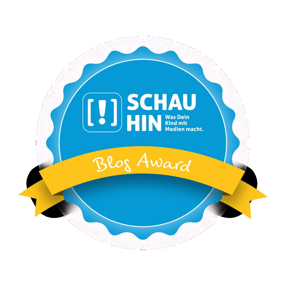 Blog Award Siegel