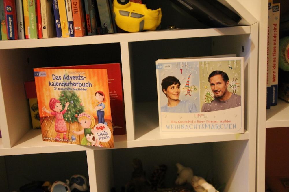 Hörbücher zur Weihnachtszeit BineLovesLife