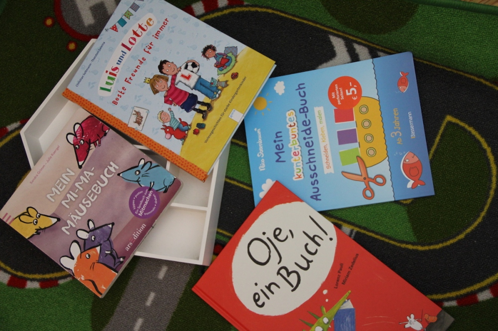 Lieblingsbücher im November BineLovesLife