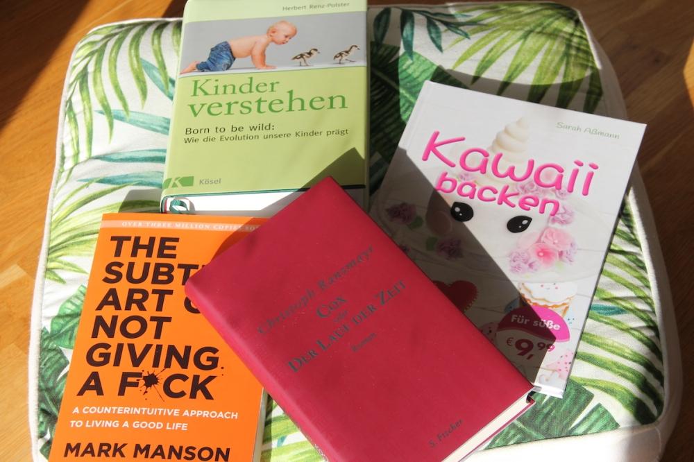 Bücher für mich im Dezember BineLovesLife