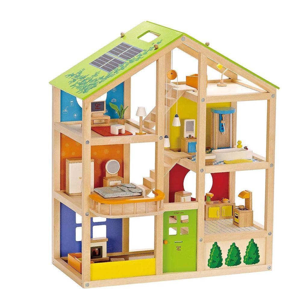 Holzpuppenhaus BineLovesLife