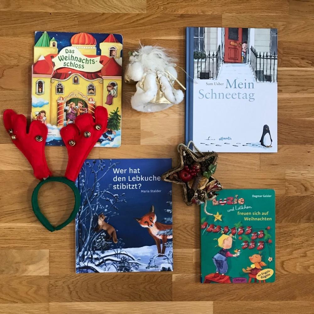 Lieblingsbücher im Dezember BineLovesLife