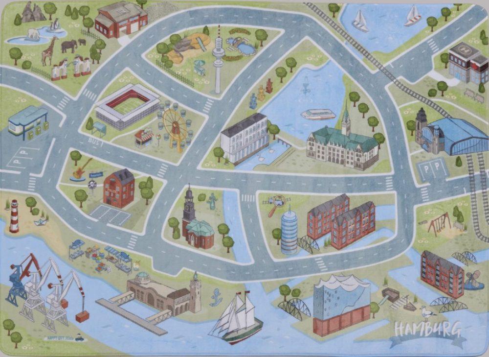 Spielteppich Hamburg BineLovesLife