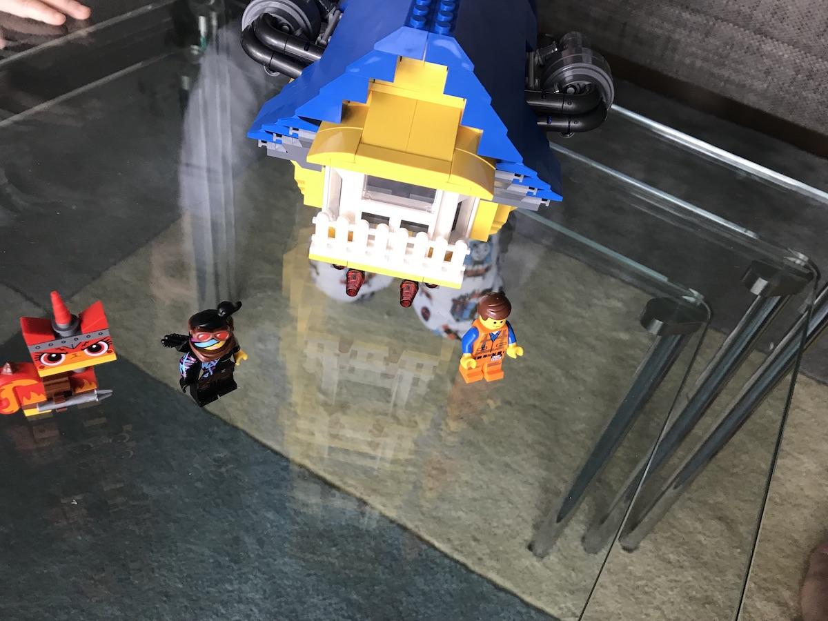 emmets rettungsrakete lego movie2 familyfriday bineloveslife