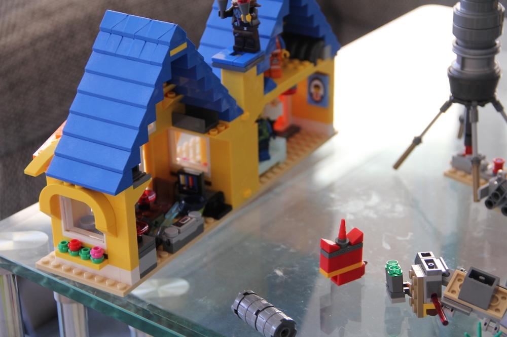 lego movie 2 emmets traumhaus bineloveslife