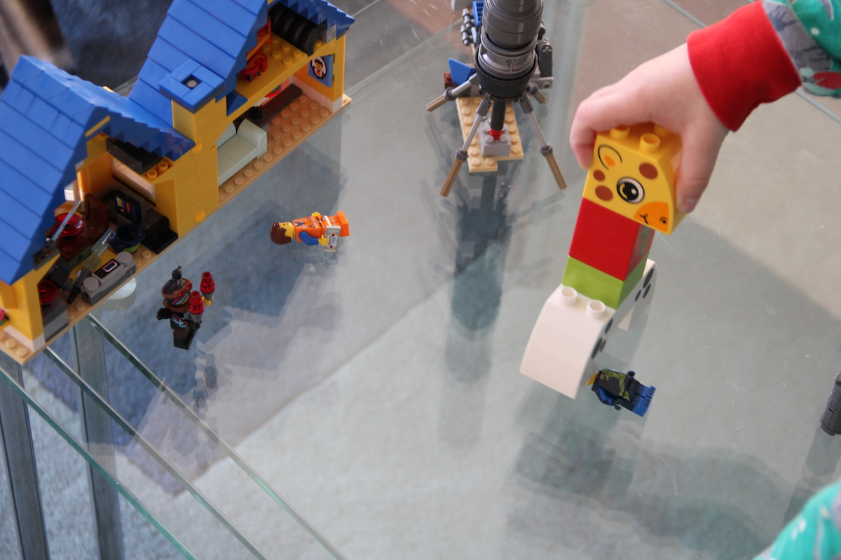 lego movie2 emmets lucy rex bineloveslife