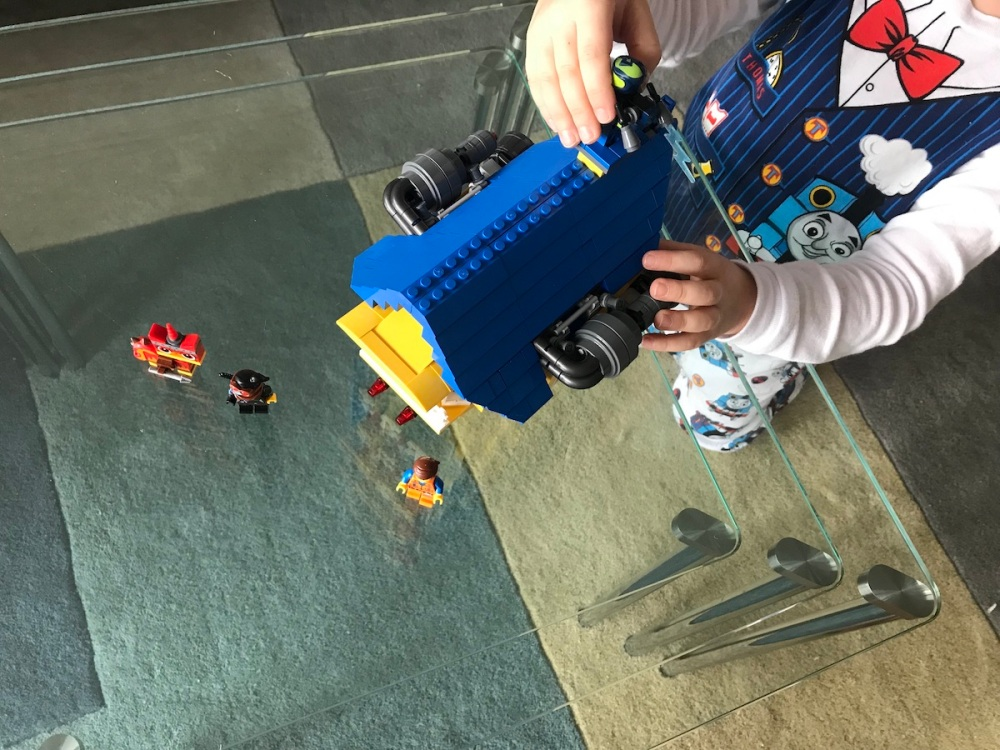 lego movie2 emmets rettungsrakete bineloveslife