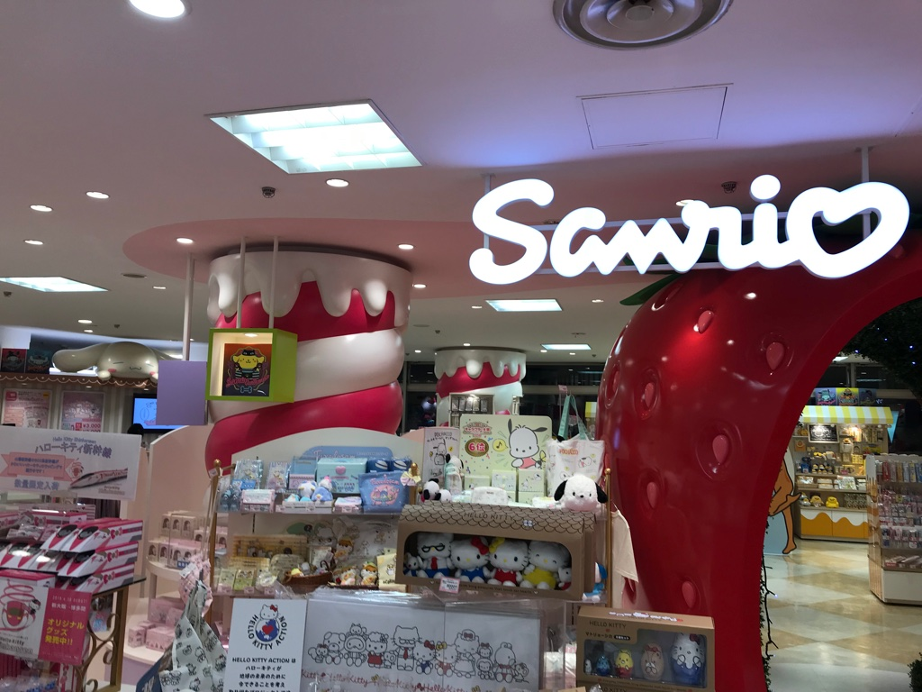 sanrio world traveltuesday bineloveslife