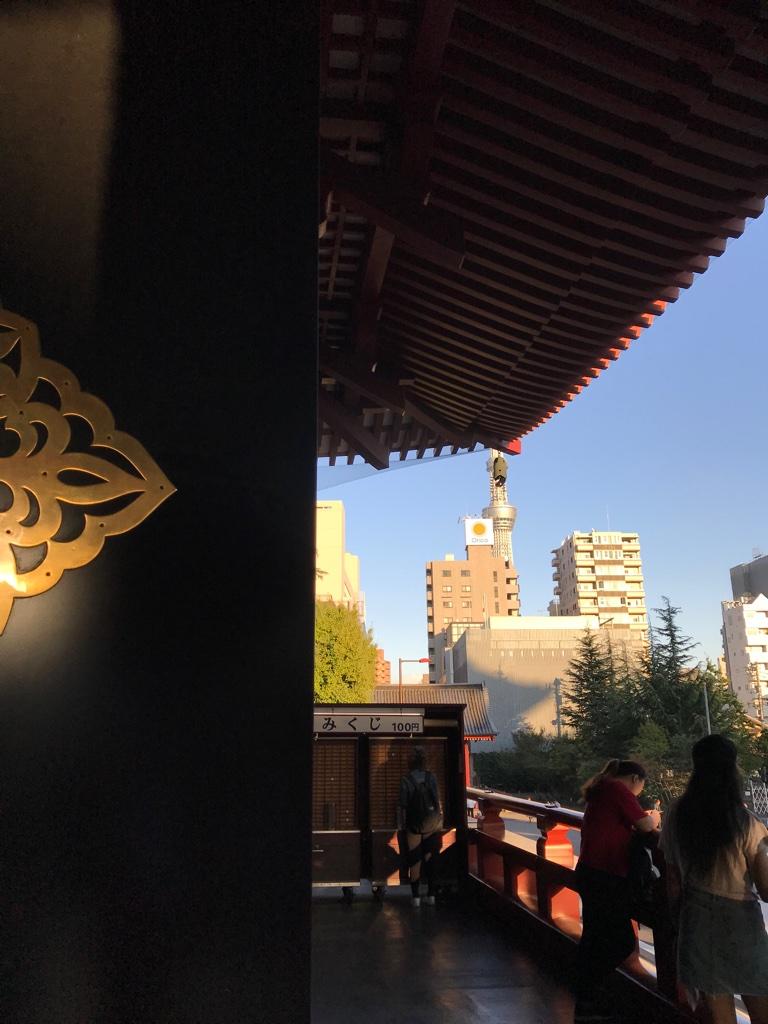 sensoji shrine tokyo sky tree bineloveslife