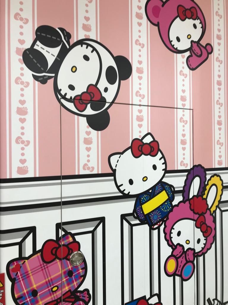 Tokyo familienurlaub hello kittybineloveslife
