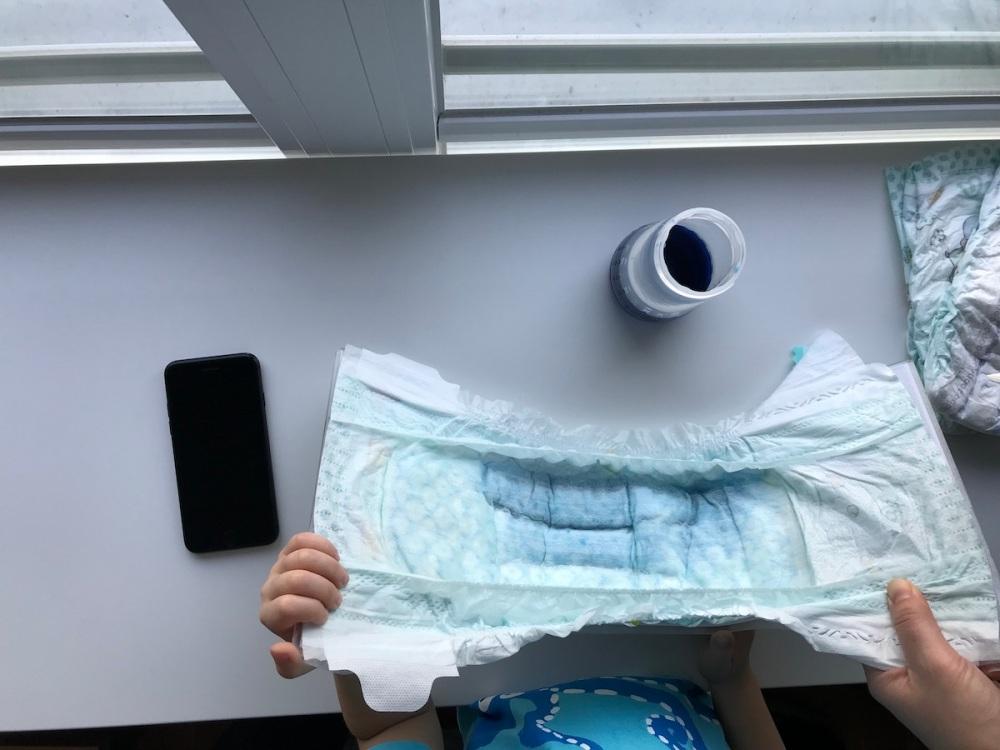 Pampers Baby Dry Windeltest Sicherheitsbündchen BineLovesLife