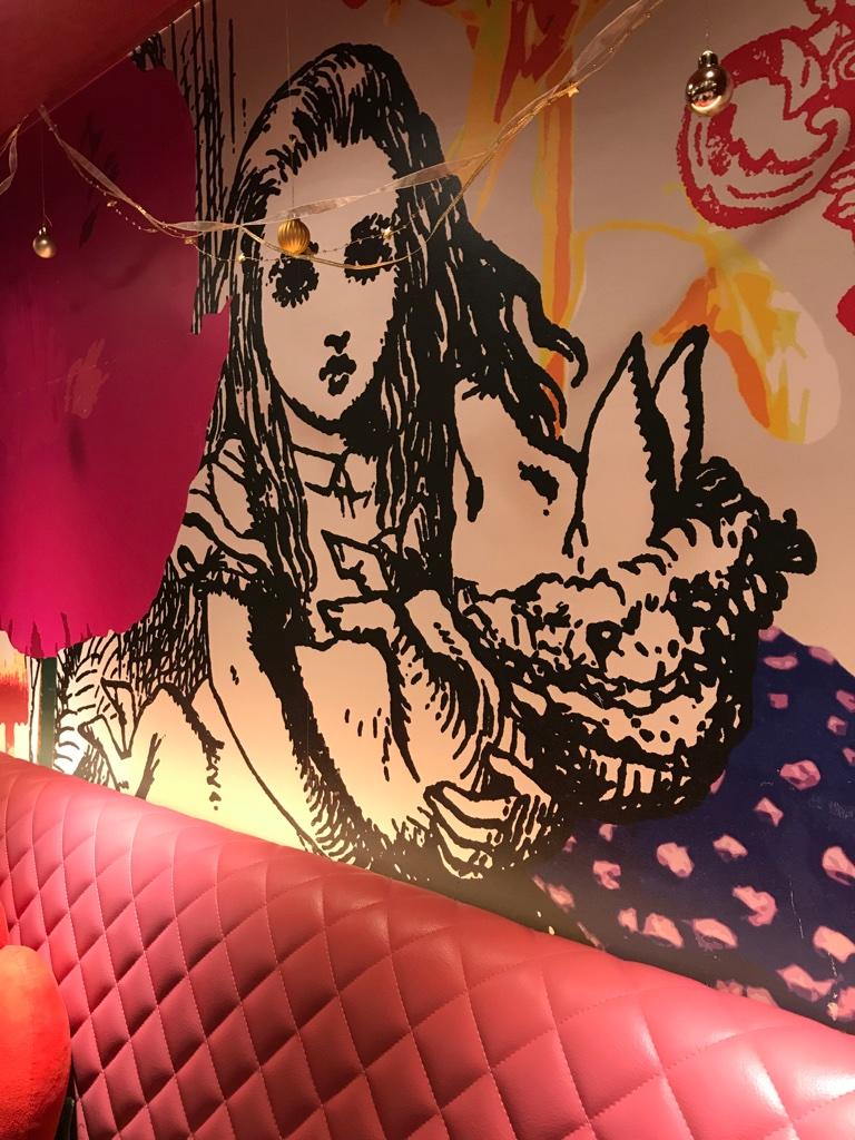Alice in Magical Land Tokyo Shibuya BineLovesLife