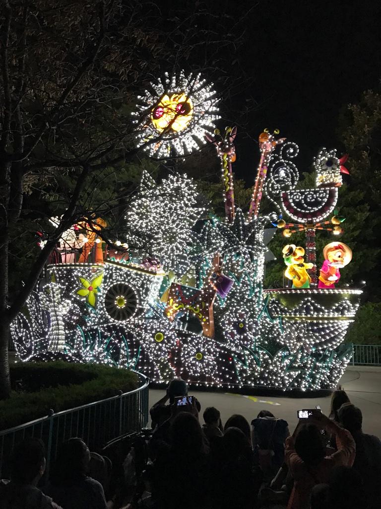 Disneyland Tokyo Magic Light Show BineLovesLife