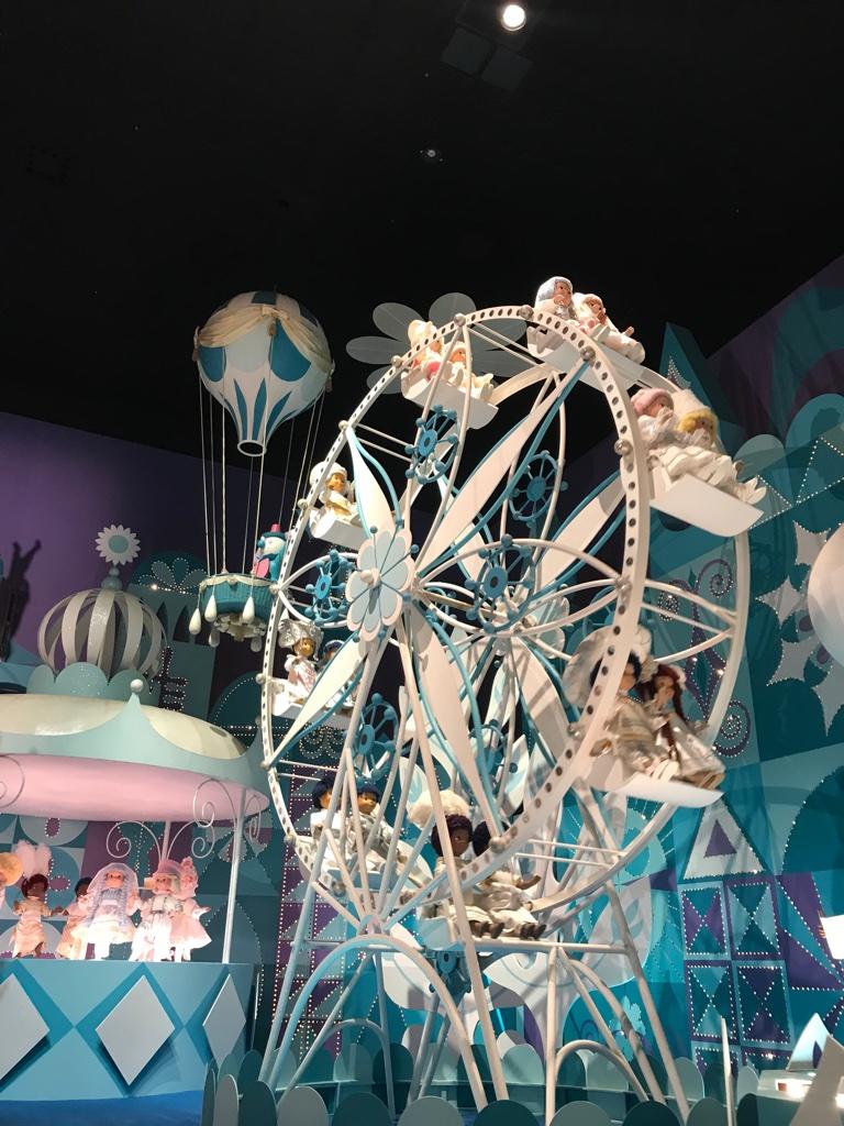 Disneyland Tokyo Small World Ferris Wheel BineLovesLife